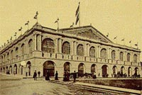The second Convention Hall