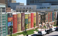 Kansas City Public Library Parking Garage