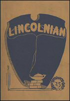 Lincolnian Cover 1925