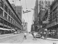 13th & Walnut, 1949