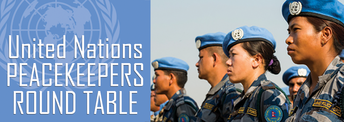 Rise Com Loan Reviews >> U.N. Peacekeepers Round Table | Kansas City Public Library