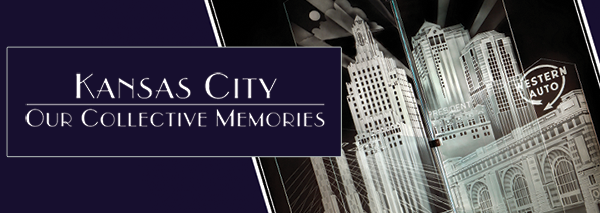 Professional photographer and local historian Bruce Mathews and Steve Noll, executive director of the Jackson County Historical Society, look at Kansas City's history through the unique prism of snapshots, souvenirs, and other collectibles featured in their new book.