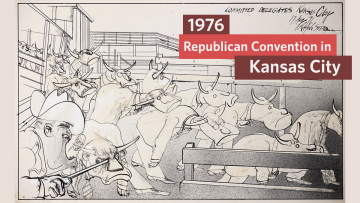 Remembering the 1976 Republican National Convention