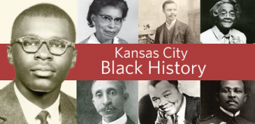 Each year the Library partners with the Local Investment Commission (LINC) and the Black Archives of Mid-America to produce a series of Black History Month materials celebrating the legacies and accomplishments of notable African-Americans who have made their mark on Kansas City history. The seven individuals featured in 2018 have left indelible imprints on our community and beyond.
