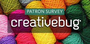 Creativebug Helps Your Build Your Craft Skills