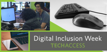 Digital Inclusion Week is underway at the Kansas City Public Library, and to celebrate, our Tech Access program is hosting events at the Plaza Branch that are fun, informative, and help bridge the digital divide. Check out what we've got planned, and learn more about ways you can connect with technology assistance and resources at the Library.
