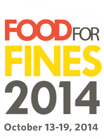 Food For Fines 2014