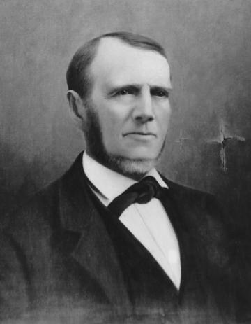 Portrait of John McCoy
