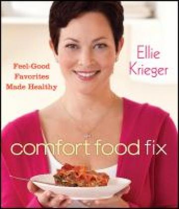 Comfort Food Fix book cover