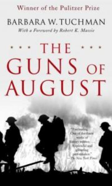 The Guns of August book cover