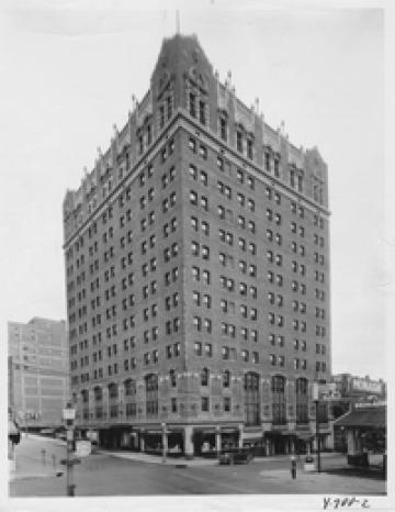 Hotel President, 1930