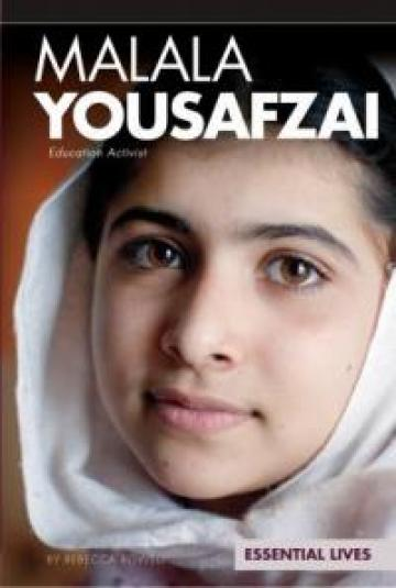 Malala Yousafzai: Education Activist by Rebecca Rowell