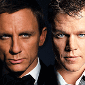 Bond vs. Bourne