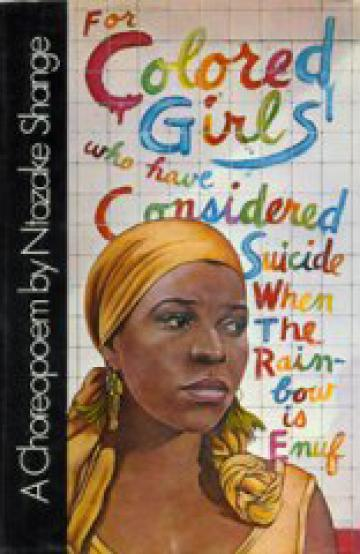 For Colored Girls... cover