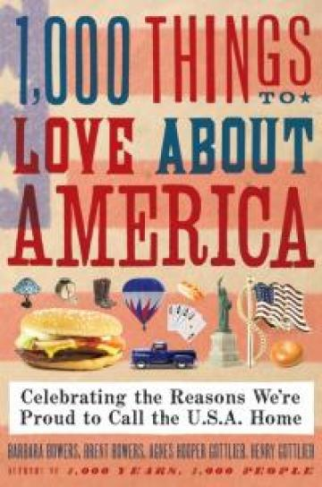 Book Review: 1,000 Things to Love About America | Kansas
