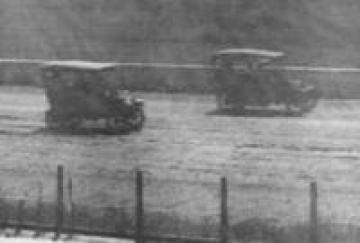 Old Elm Ridge Race Track, ca 1915