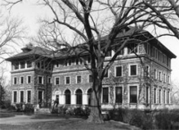 University of Kansas City administration building, circa 1930s