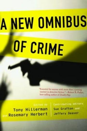 Rosemary Herbert discusses her New Omnibus of Crime August 26 at the Plaza Branch.