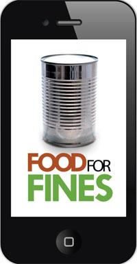 Food for Fines iPhone