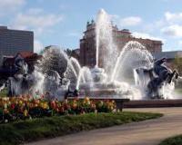 J. C. Nichols Memorial Fountain