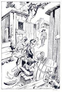 Benton illustration