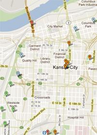 KCResearch Map