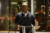 Derrick Barnes is aiming for a new audience with his latest book.