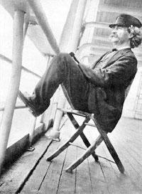 Coach Mark Twain