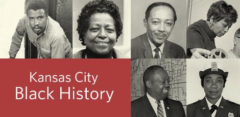 Celebrating Kansas City Black History graphic