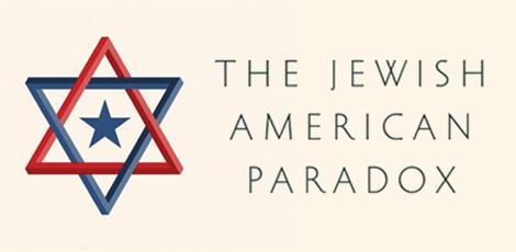 The Jewish American Paradox graphic