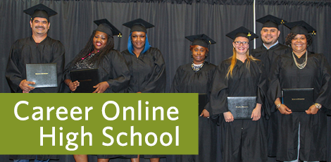 Celebrating the 2019 Career Online High School Graduates