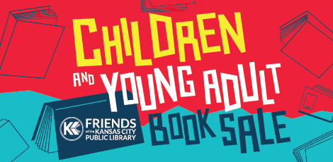 Children and Young Adult Book Sale graphic