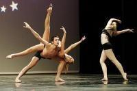 Modern Dance, Photo by Kevin Eddy