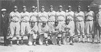 The Kansas City Monarchs. Photo courtesy Missouri Valley Special Collections