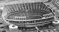Arrowhead Stadium, home of the Kansas City Chiefs