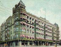 Postcard of the Coates House Hotel