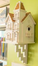 A Victorian Birdhouse alternate side