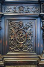Baroque Sideboard detail