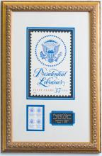 First Day Presidential Stamps August 2005