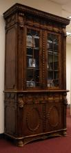Four Lion Bookcase (VI)
