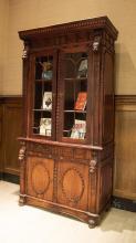 Four Lions Bookcase (i)