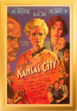 Illustrated KC Film Poster