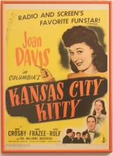 "Joan Davis in ""Kansas City Kitty"""