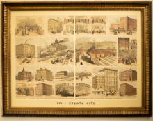 Kansas City and Industries 1883