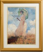 Lady with a Parasol, 1886
