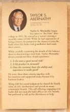 Portrait of Taylor S. Abernathy Didactics