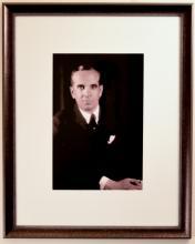 Portrait of Al Jolson with a Smile