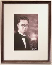 Portrait of Clyde Macoy Band Member, Moc