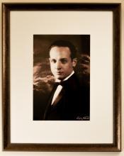 Portrait of Clyde McCoy