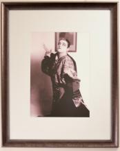 Portrait of Dorthy Jardon